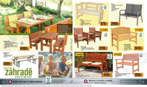 HORNBACH - Výprodej zahradního nábytku (1)