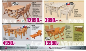 HORNBACH - Výprodej zahradního nábytku (4)