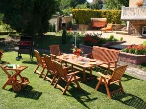 Nábytek na zahradu (2)