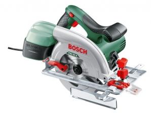 Okružní pila na dřevo v akci Bosch PKS 55 A