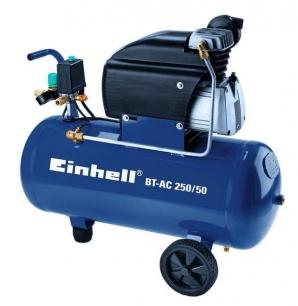 Akce na kompresor Einhell BT-AC 250/50 Blue