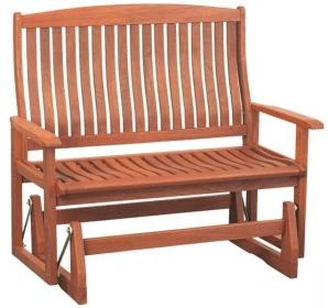 Zahradní nábytek - lavice dřevěná