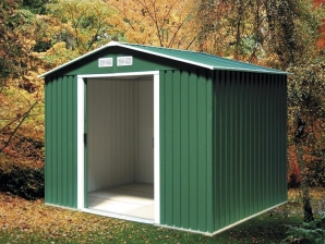 Kovový domek na zahradu Duramax Titan 4,7 m2