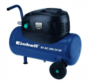Kompresor Einhell BT-AC 200/24 OF Blue