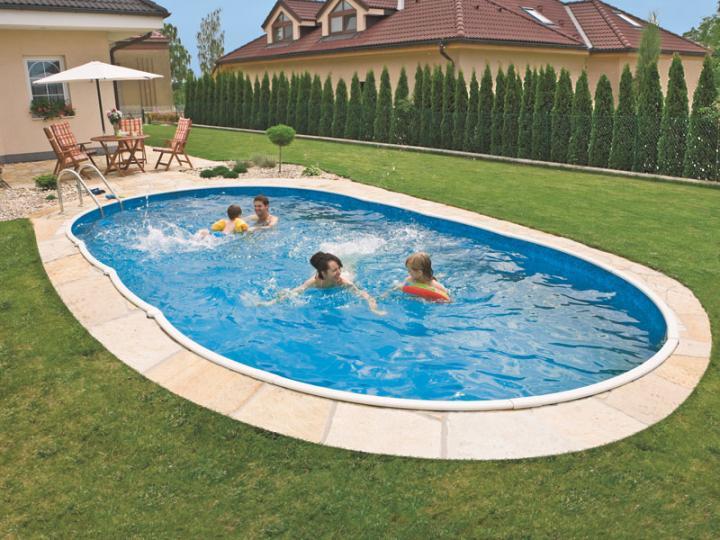 Nadzemní bazény mountfield