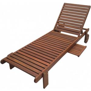 VÝPRODEJ: Zahradní lehátka dřevěná, plastová či kovová se slevou až 40%