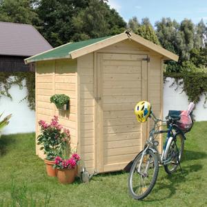 VÝPRODEJ: Zahradní domky dřevěné, plastové i plechové se slevou a dopravou zdarma