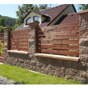 Nejlevnější betonové ploty – kompletní plotové systémy se slevou až 20%