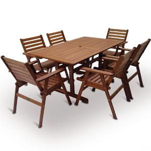 Výprodej setů zahradního nábytku – slevy až 35% a doprava zdarma